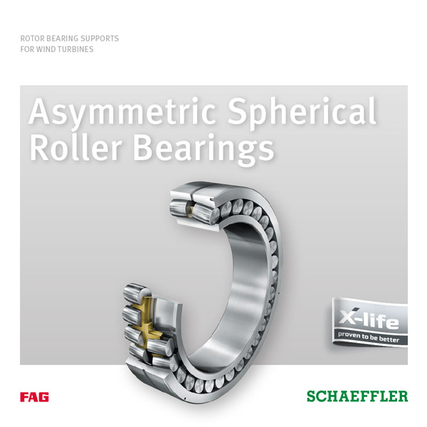 Asymmetric Spherical Roller Bearings