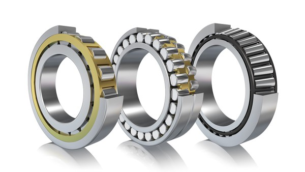 Output shaft: FAG cylindrical roller bearing, FAG spherical roller bearing, FAG tapered roller bearing