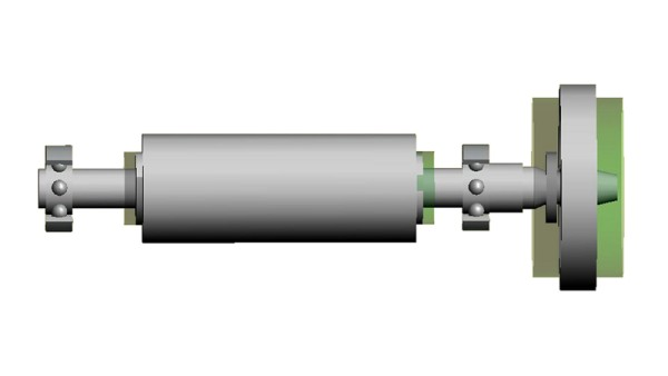 Modelling of rolling bearings for MBS