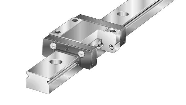 Schaeffler linear guides: Double-row miniature linear ball bearing and guideway assemblies