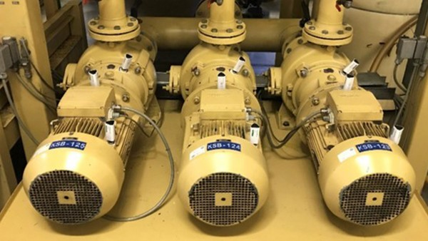 Monitoring motors in central systems