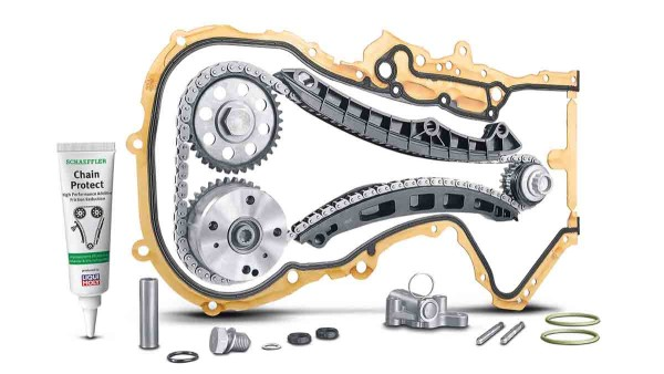 New to the portfolio – INA Timing Chain KIT from Schaeffler for 1.4l TSI engines of the VW Group