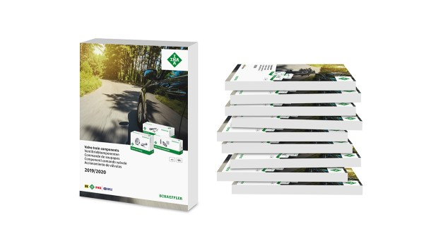 New edition of Schaeffler's spare parts catalog for the valve train now available